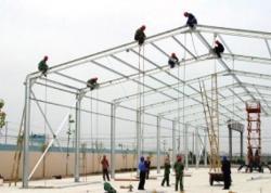 目前扬州钢结构建筑特点和现状是怎样的?