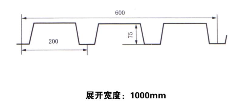 楼承板600生产厂家
